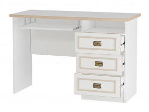 Письменный стол прямой с 3-мя ящиками - 527.040.R (тумба СПРАВА)
