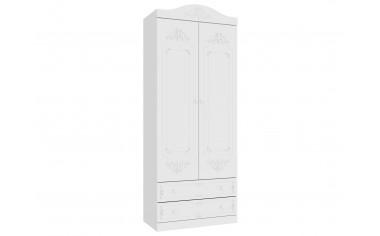 2-х дверный шкаф со штангой - артикул 525.030
