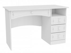 Письменный стол с тумбой и с 4-мя ящиками - 525.090 (тумба СПРАВА)