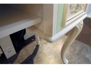 Стол письменно-туалетный на высоких ногах, с 2-мя выдвижными ящиками - 665.011