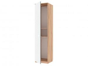 Одно-дверный шкаф со штангами либо с полками - 522.031 (универсальный ЛЕВО / ПРАВО)