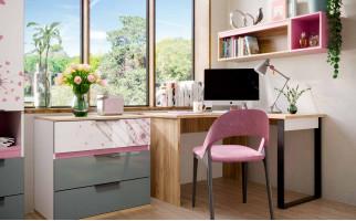 мебель Урбан с розовым - Любимый Дом