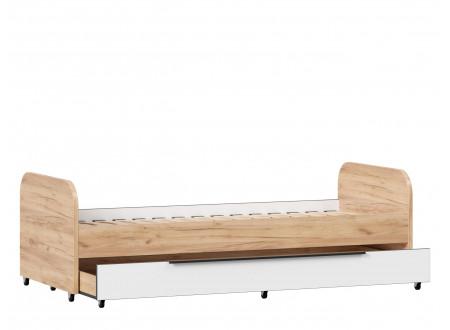 Кровать выкатная (сп.место 80*190) для кровати-чердака - нижний ярус - 528.220