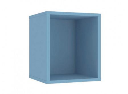 Полка навесная, квадратная - 528.150 - вар. 1 - Капри Синий