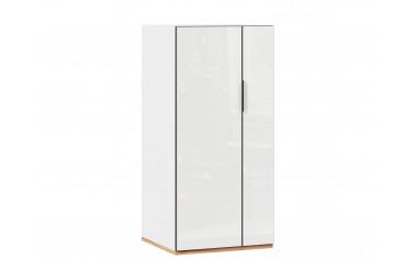 2-х дверный шкаф под кровать-чердак, со штангой