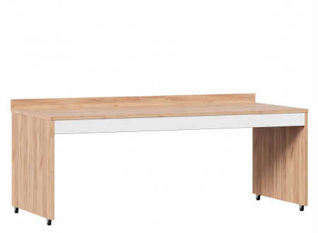 Прямой 1990мм. выкатной письменный стол - 528.210 (для кровати-чердака)