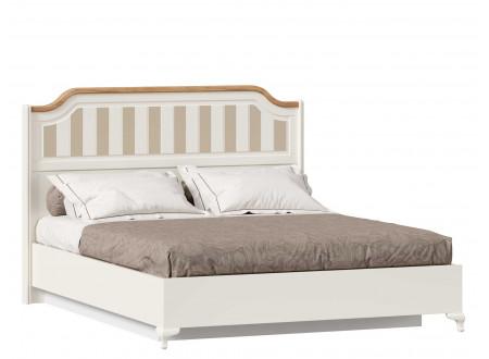 Кровать со сп. м. 160*200, с подъемной решеткой, без матраса и с высоким изголовьем - ЛД 680.010.013