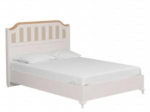 Набор мебели Вилладжио - 2 (Кровать со сп. м. 140*200, с решеткой, без матраса и с 2-мя тумбами - ЛД 680.020.014-130-130