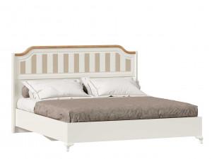 Набор мебели Вилладжио - 4 (Кровать со сп. м. 180*200, с решеткой, без матраса и с 2-мя тумбами - ЛД 680.030.016-130-130