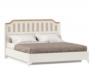 Кровать со сп. м. 180*200, без решетки, без матраса и с высоким изголовьем - ЛД 680.030