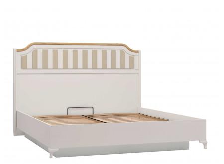Кровать со сп. м. 180*200, с подъемным механизмом, без матраса и с высоким изголовьем - ЛД 680.030.017
