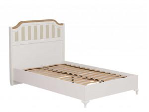 Набор мебели Вилладжио - 1 (Кровать со сп. м. 120*200, с решеткой, без матраса и с 2-мя тумбами - ЛД 680.040.018-130-130