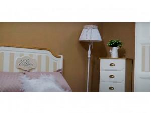 Накладка (Эмблема) декоративная для кроватей Вилладжио - ЛД 680.250