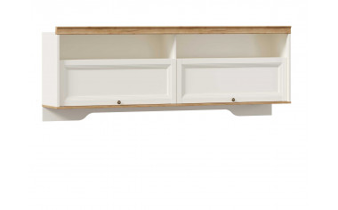Полка-шкаф прямая настенная - ЛД 680.180 - фабрика мебели Любимый дом