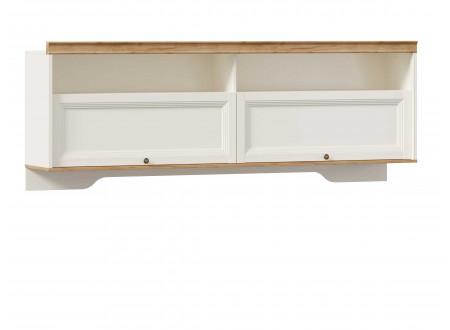 Полка-шкаф, настенный с 2-мя дверками - ЛД 680.180