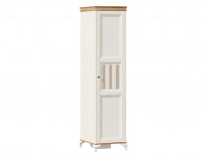 Шкаф 1-дверный с 4-мя полками внутри - ЛД 680.070.R - петли двери СПРАВА