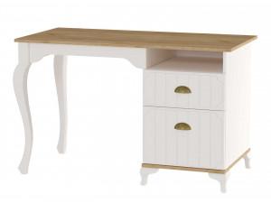 Письменный стол с тумбой с 2-мя ящиками - ЛД 680.190.R - тумба СПРАВА