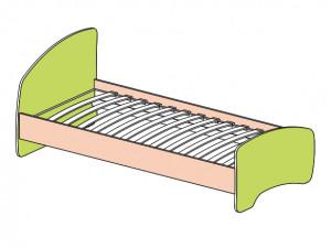 Кровать с ортопедической решеткой 147501.2