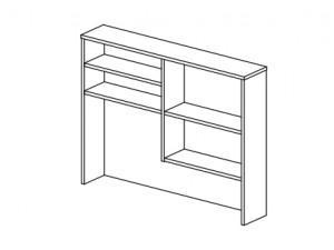 Надстройка для письменного стола - 146411