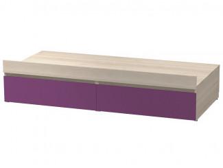 Кровать-вкладыш 90*200, с 2-мя ящиками, без матраса - СФ-268801