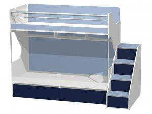 Блок второго яруса, без лестницы и без матраса - СФ-268804