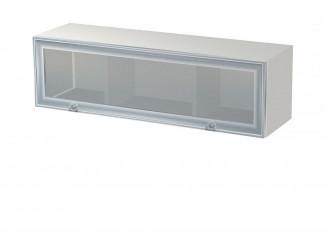Горизонтальная полка со стеклянной подъемной дверкой - СФ-266305s