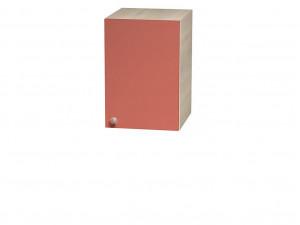 Шкаф верхний ПРАВЫЙ, с дверкой и полкой внутри - СФ-266301R