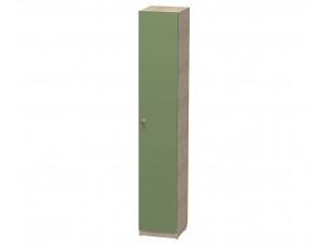 1-дверный шкаф, глубиной - 450мм., с полками - СФ-264101