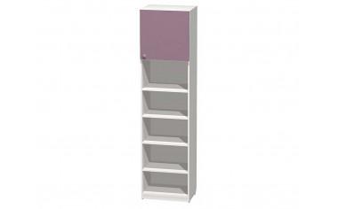 1-дверный шкаф-стеллаж - СФ-264103R