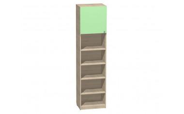 1-дверный шкаф-стеллаж - СФ-264103L