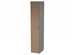 1-дверный шкаф, гл. - 600 мм., с 2-мя штангами и 2-мя полками - СФ-264104