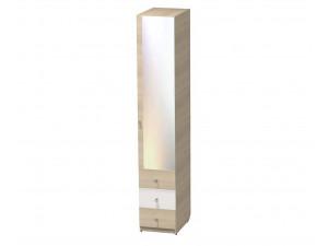 Зеркало для ПРАВОЙ короткой двери шкафа - СФ-265913