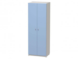 Двух-дверный шкаф с полками и штангами - СФ-264106
