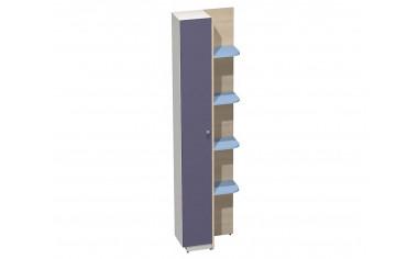 1-дверный шкаф-окончание - СФ-264110L