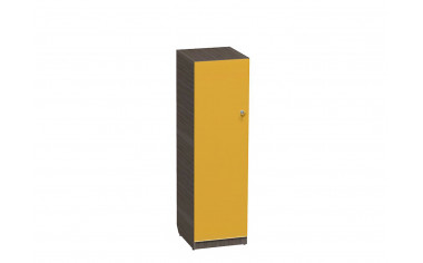 1-дверный шкаф низкий с полками - СФ-264144L
