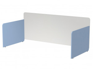 Комплект (спинка + 2 боковины) для кровати-вкладыш - СФ-267406