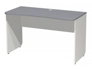 Письменный стол длиной 1230 мм., с лекальной столешницей - СФ-267211