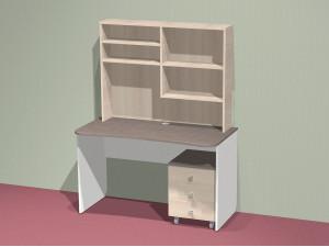 Надставка для письменного стола - СФ-266411