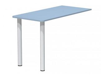 Компьютерный стол прямой 562мм, приставной - СФ-263404