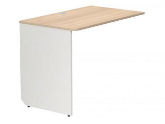 Приставной письменный стол длиной 1000мм, нога СЛЕВА - СФ-263405