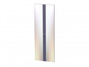 Зеркала (комплект 2 шт.) для высоких дверей шкафа - СФ-265911-2х