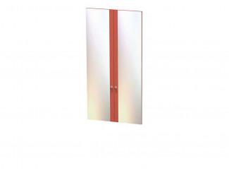 Зеркала (комплект 2 шт.) для шкафов с короткими дверьми - СФ-265912-913