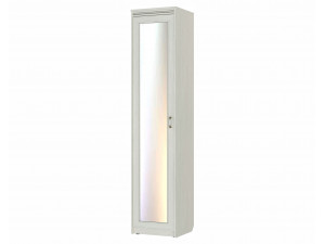 1-дверный шкаф с полками - 314101 (универсальный)