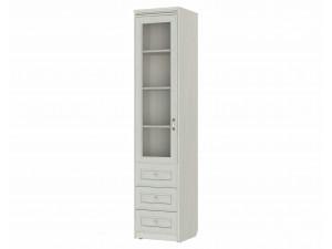 1-дверный шкаф с полками и ящиками - 314102-L (левый)