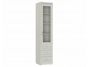 1-дверный шкаф с полками и ящиками - 314102-R (правый)