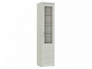 1-дверный шкаф с полками и ящиками - 314102-R-s (правый)