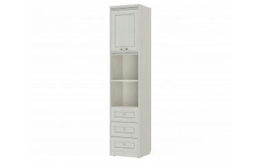 1-дверный универсальный шкаф с полками и ящиками - 314103