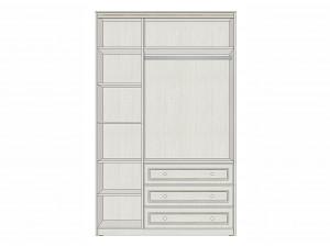 Трех-дверный шкаф с ящиками СПРАВА - 314107