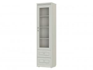 Одинарная шкаф-витрина, 1892 мм, с 2-мя ящиками - 314111-R (правая)