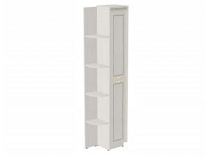 Шкаф-окончание, с 4-мя полукруглыми полками и 2-мя дверками - 314112 (ставить СПРАВА)